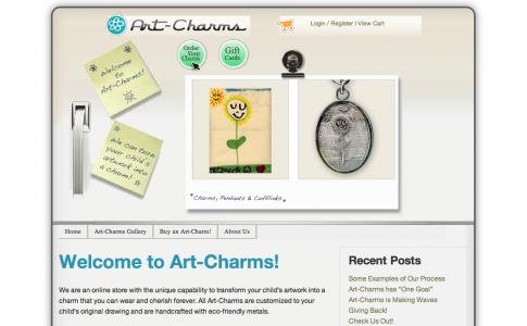 art-charms.com - transform your child