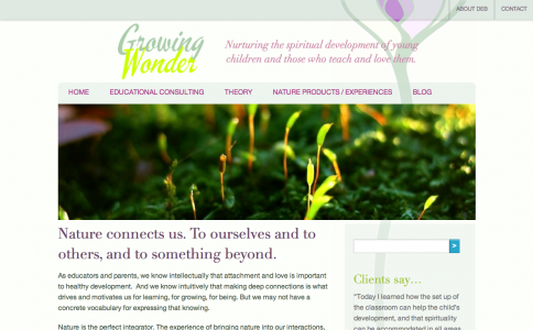 growing-wonder.com