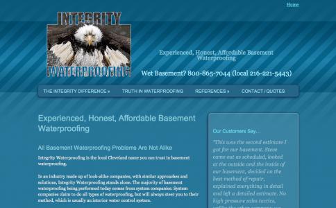integritywaterproofing.com