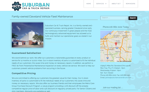 Suburban Car and Truck Repair